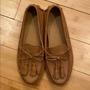Coach Tasseled Loafers NEVER WORN!